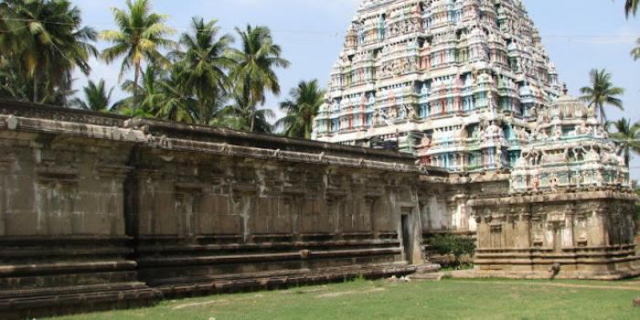 Thirupunavasal Vruddhapureeshwarar Temple - A Moksha Sthalam with A